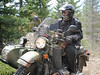 """Black Dog"" dual sport rally 2009 :"