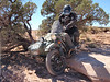 Ural-a-ling in the Moab area 2009 : 