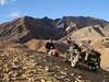 Ural's invade Death Valley, 2008 : In late January and early February of 2008, I rode my Ural sidecar rig in Death Valley.  I and my friends explored many old ghost towns and abandoned mine sites.  A great time was had by all who participated.  Life is good.