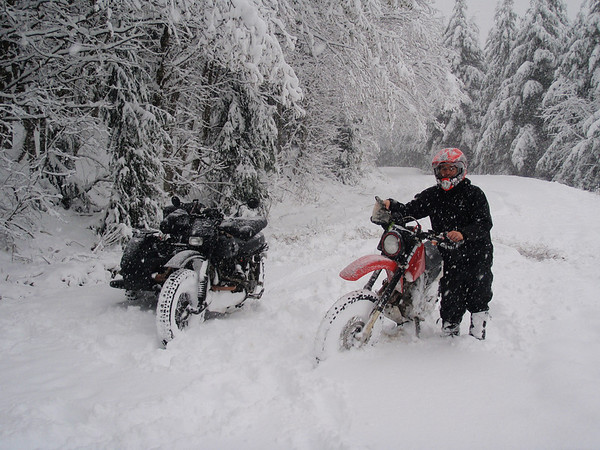 Dave and Chris, SNOW RIDES 2010 - 2011-2012